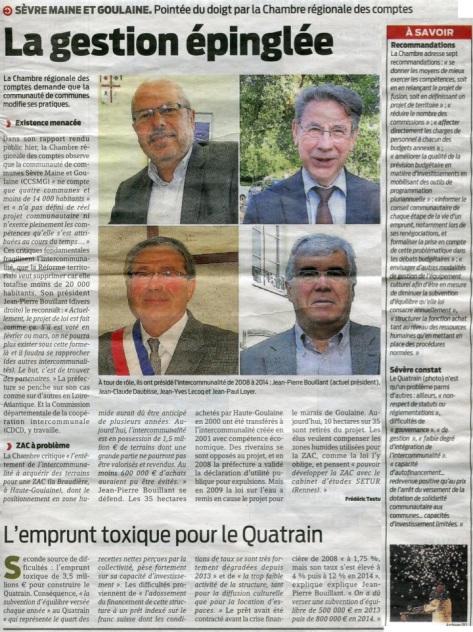 Presse Ocean 20.12.2014